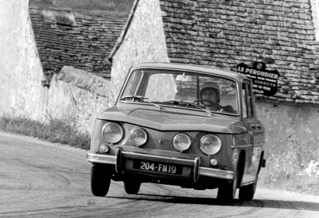 1968 - R8 Gordini - Course de Côte