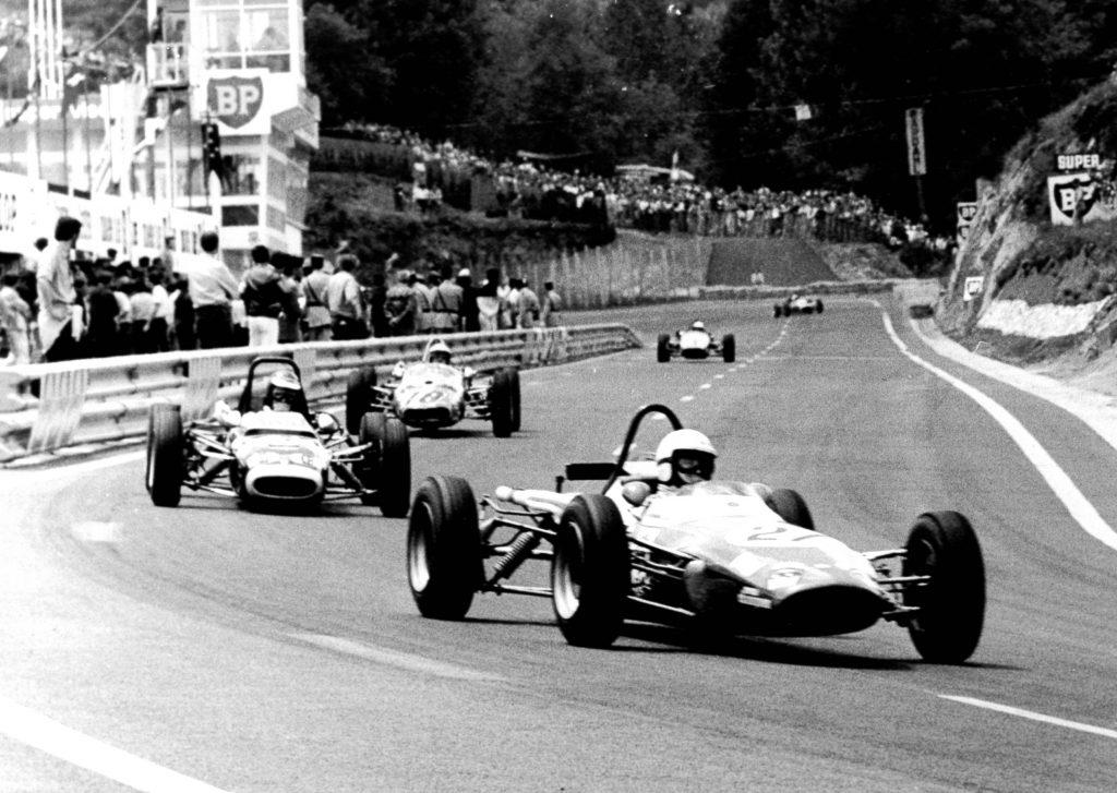 Alpine Formule France - 1969 - Circuit d'Auvergne