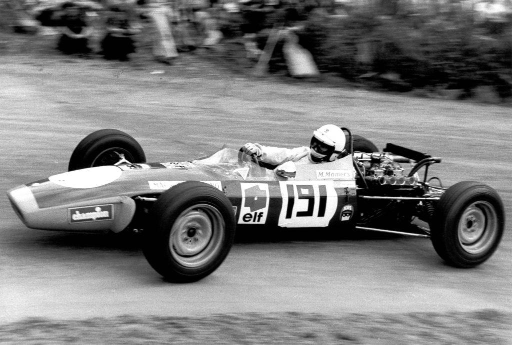 1969 - Alpine Formule France - Courses De Côte