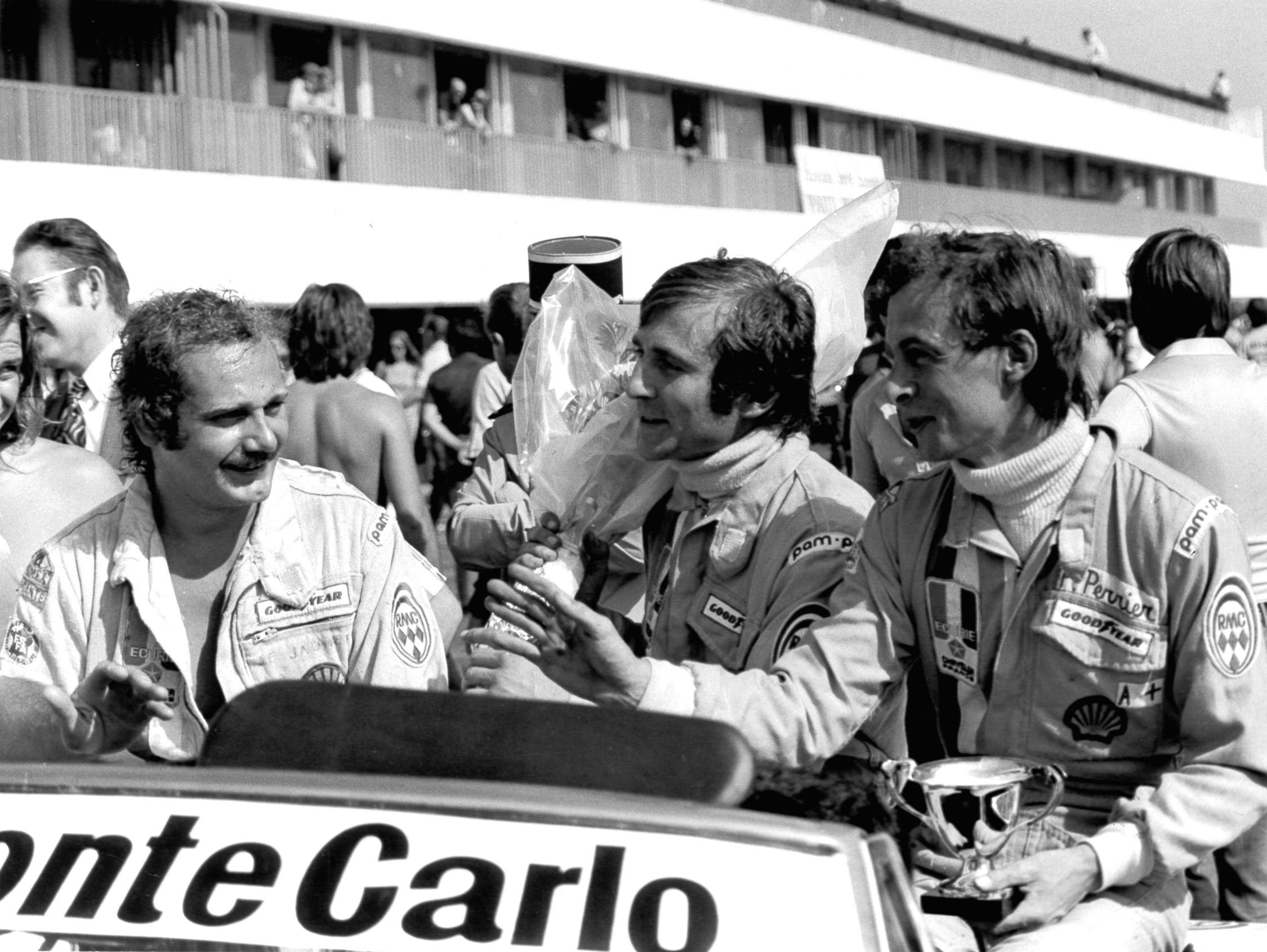 1973 - Paul Ricard Victoire Et Titre