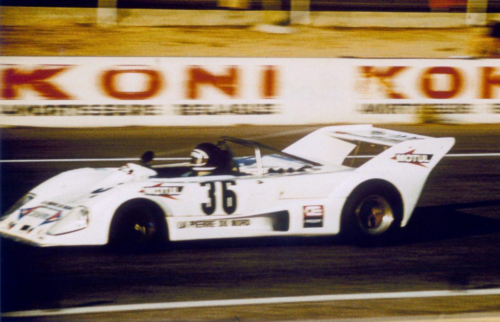 1974 - Lola T292 Roc - 1000km Paul Ricard