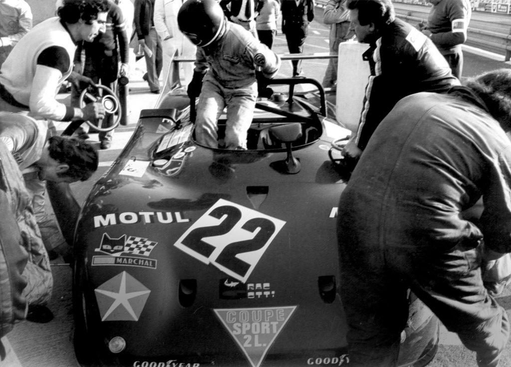 1974 - Grac MT20 - 4h Le Mans
