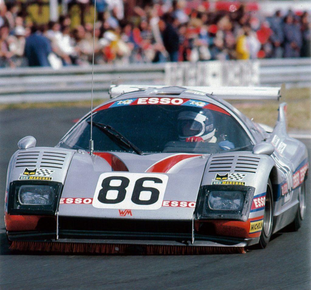 1977 - WM - 24h du Mans