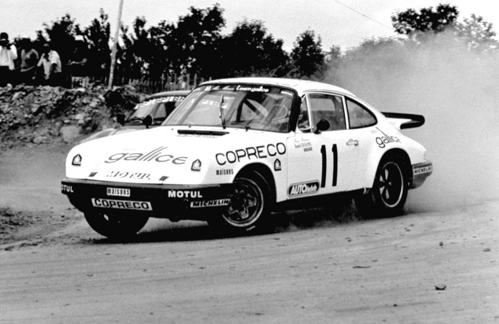 Porsche - 1979 - Rallycross