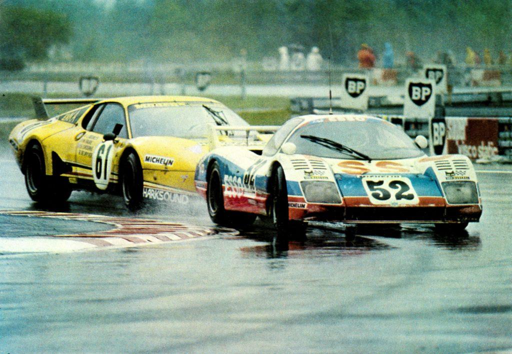 WM Peugeot 79 - 1979 - Premiere Du Groupe Gtp - Raulet-Mamers