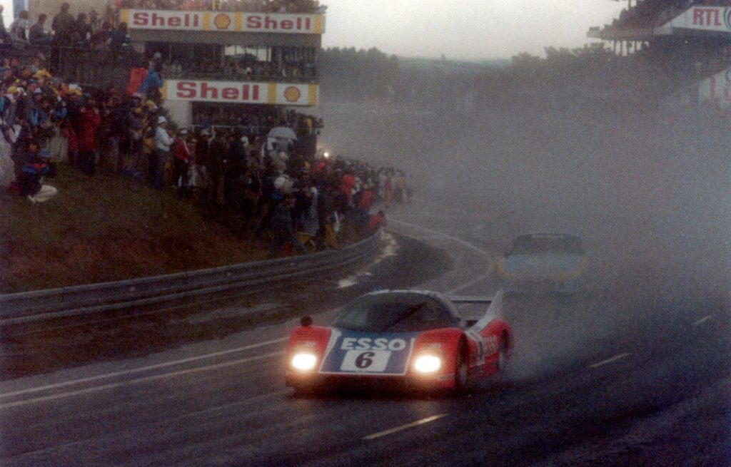 WM Peugeot 80 - 1980 - 24h Le Mans - Raulet-Mamers