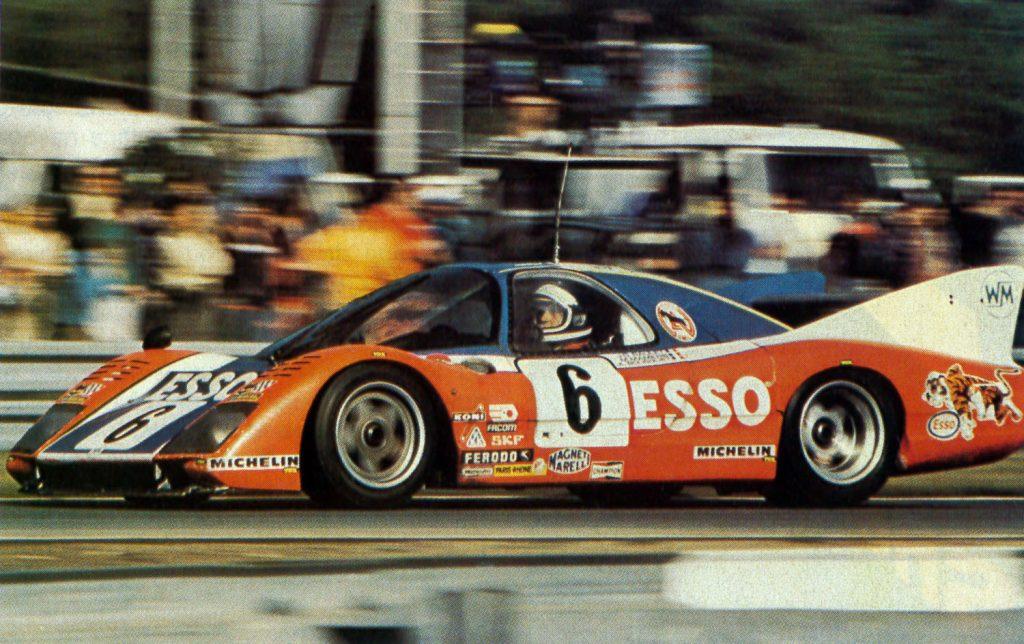 1980 - WM Peugeot 80 - 24h Le Mans