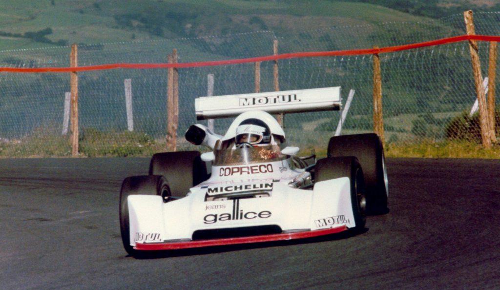 1980 - March 782 BMW - Championnat d'Europe de la montagne