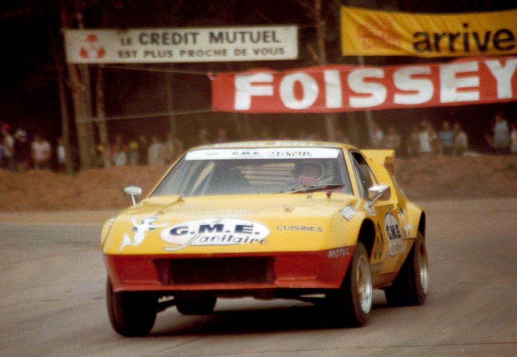 1981 - Alpine A310 - Rallycross