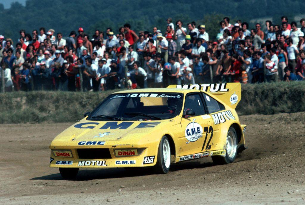 Matra Murena - 1982