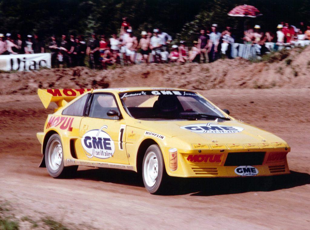 Matra Murena - 1983 - Rallycross