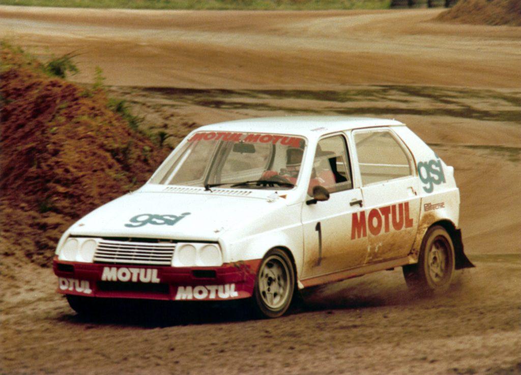 1984 - Citroën Visa 4x4 - Rallycross