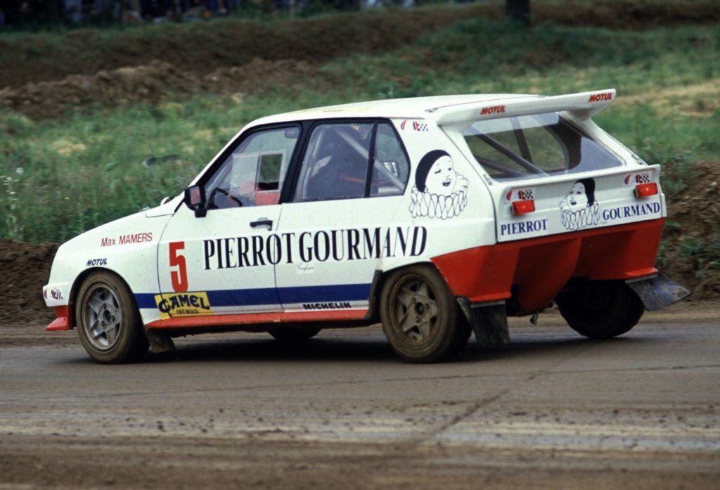 Citroën Visa 4x4 1600 - 1985 - Rallycross