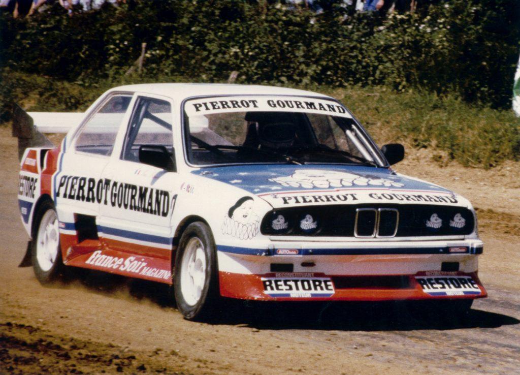 BMW 325 IX M1 - 1986 - Rallycross