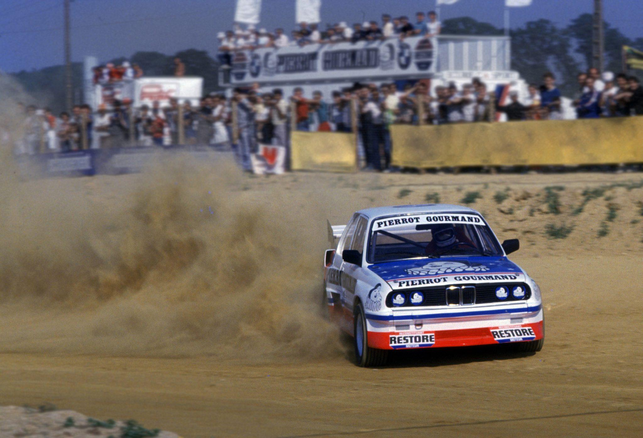 1986 - BMW 325 IX M1 - Rallycross