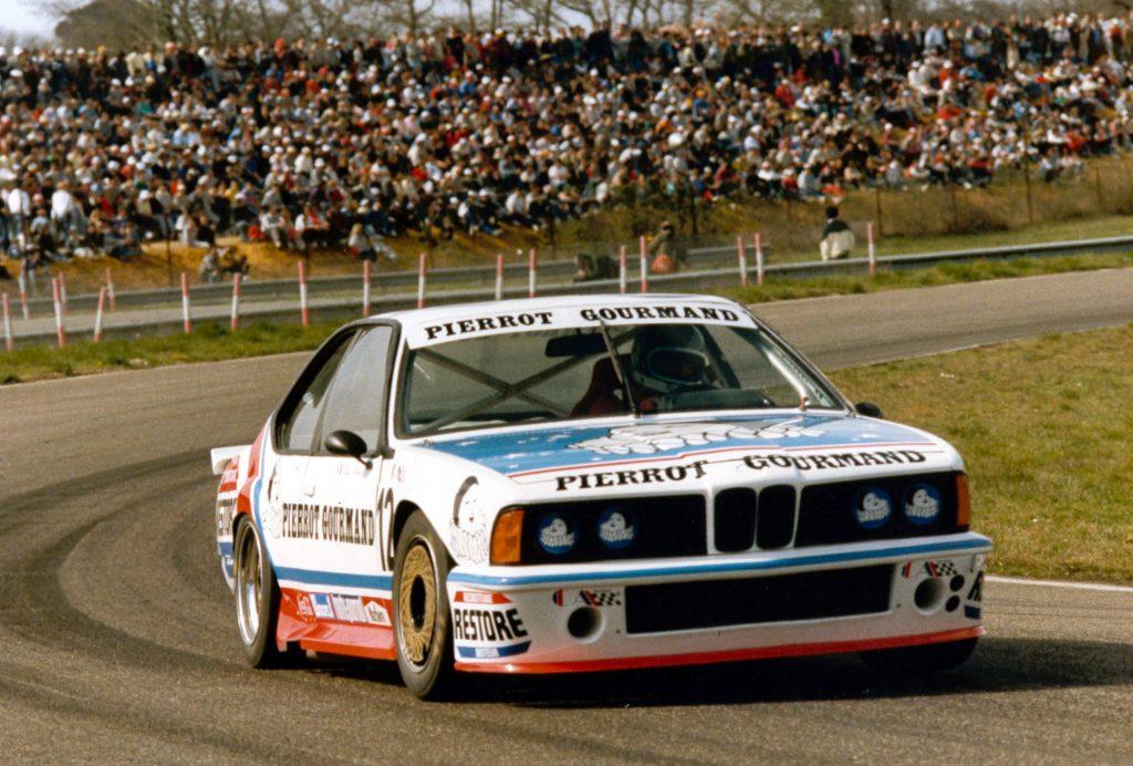 1986 - BMW 635 - Production - Nogaro