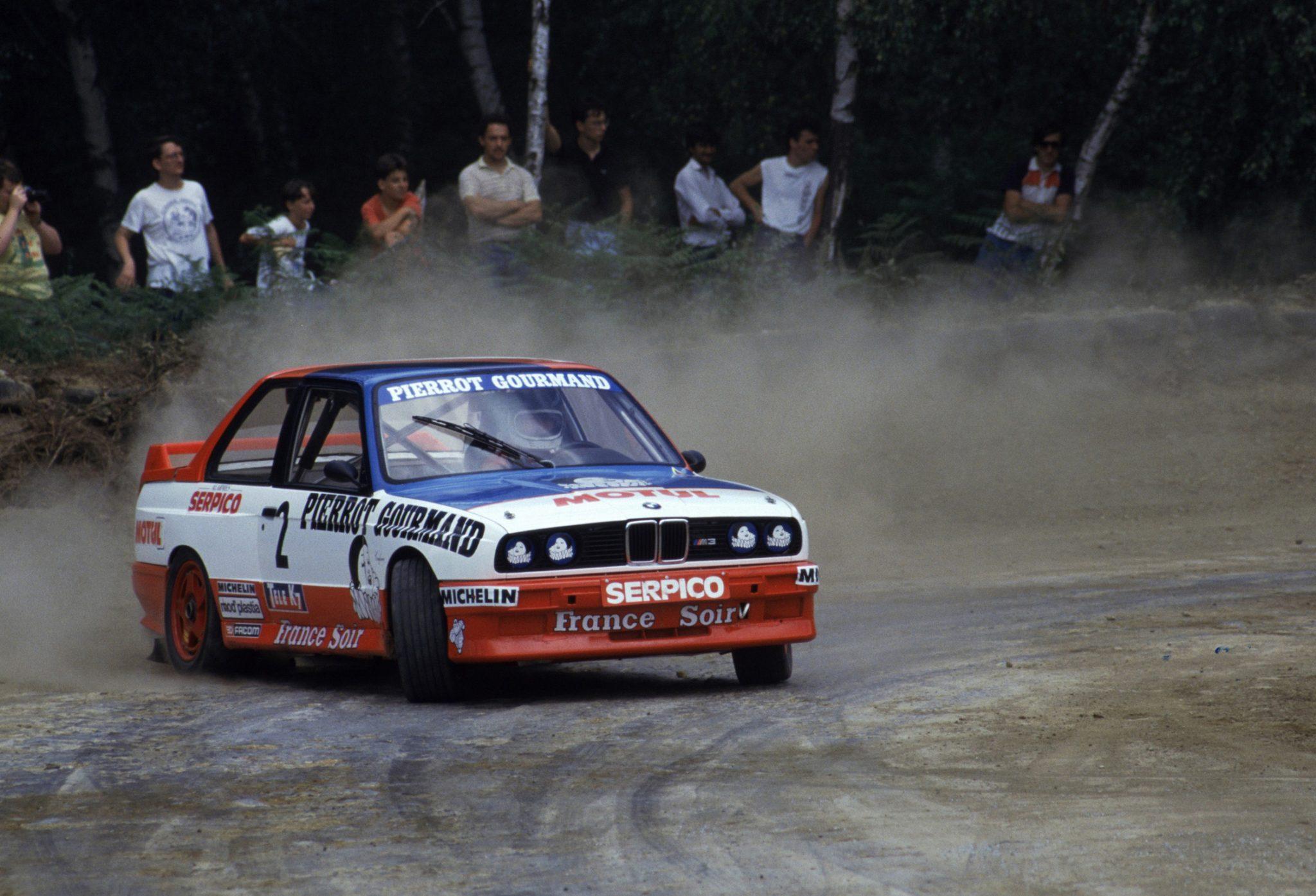 1987 - BMW M3 - Rallycross