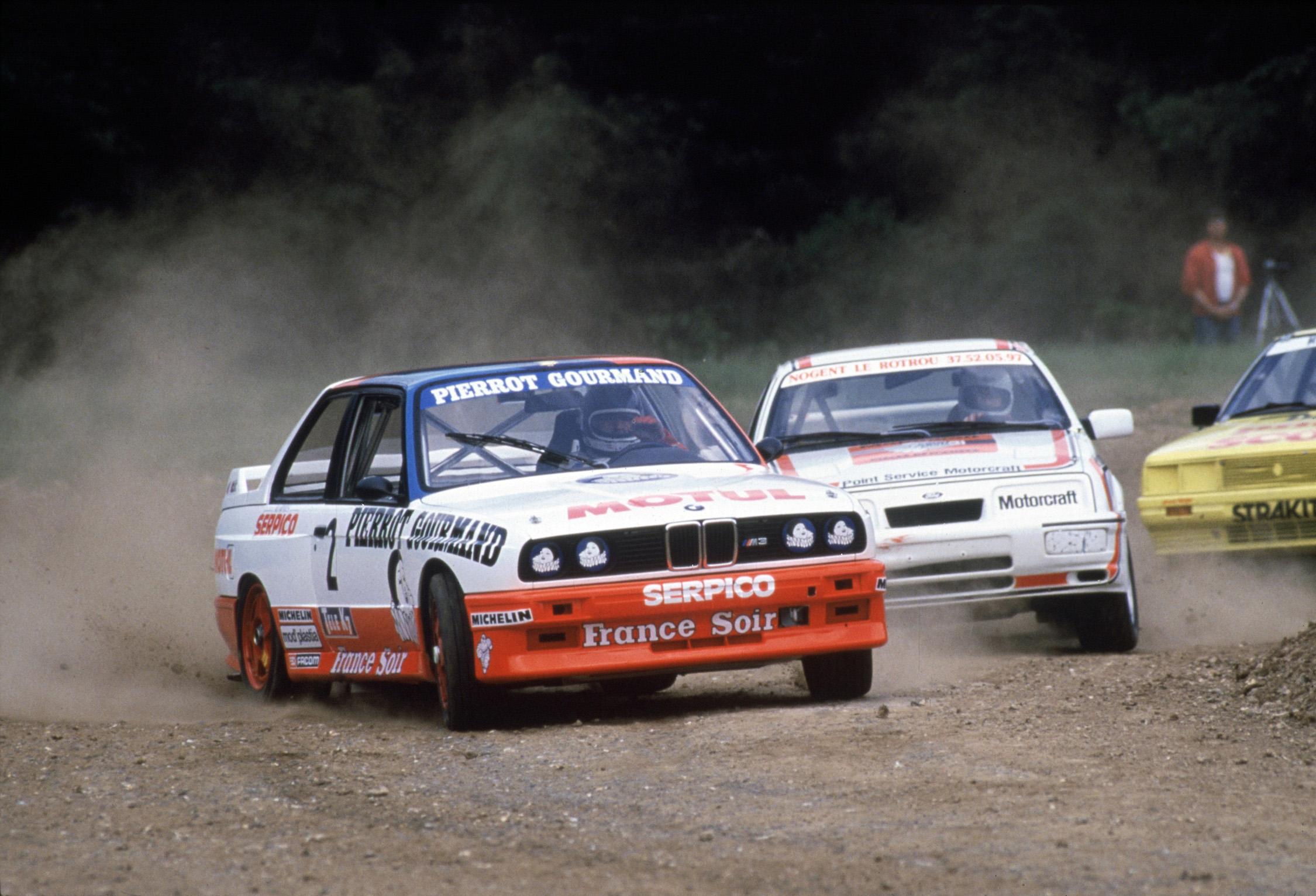 1987 - BMW M3 - Rallycross 4- Mamers