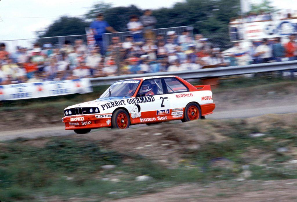 BMW M3 -1987 - Rallycross