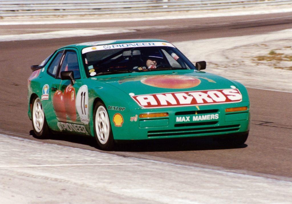 1989 - Porsche 944 TC