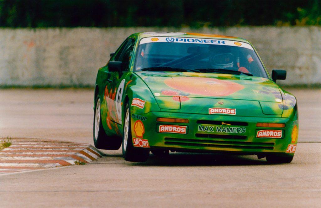 1988 - Porsche 944 TC