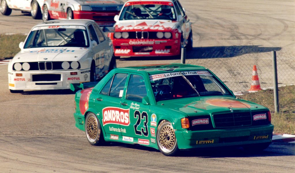 1990 - Mercedes 190 - Supertourisme