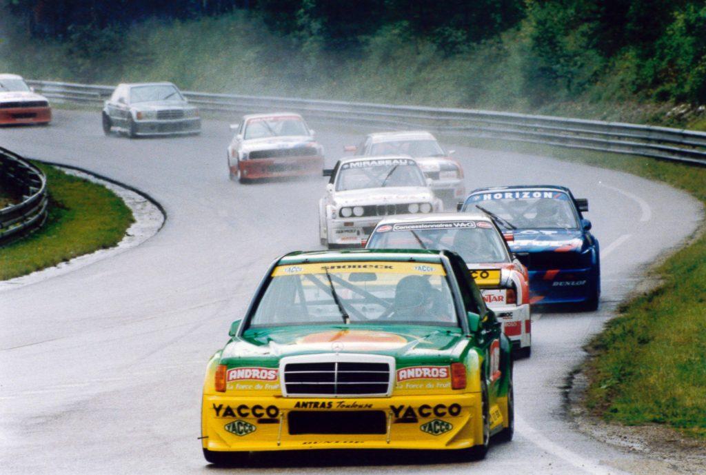 Mercedes 190 - 1991 - Supertourisme