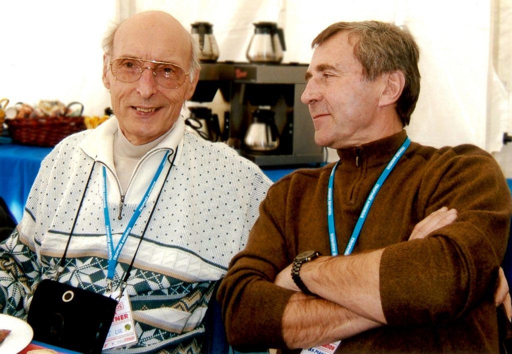 Avec Jean Luc