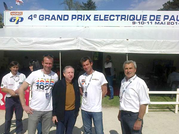 Avec Jean Todt