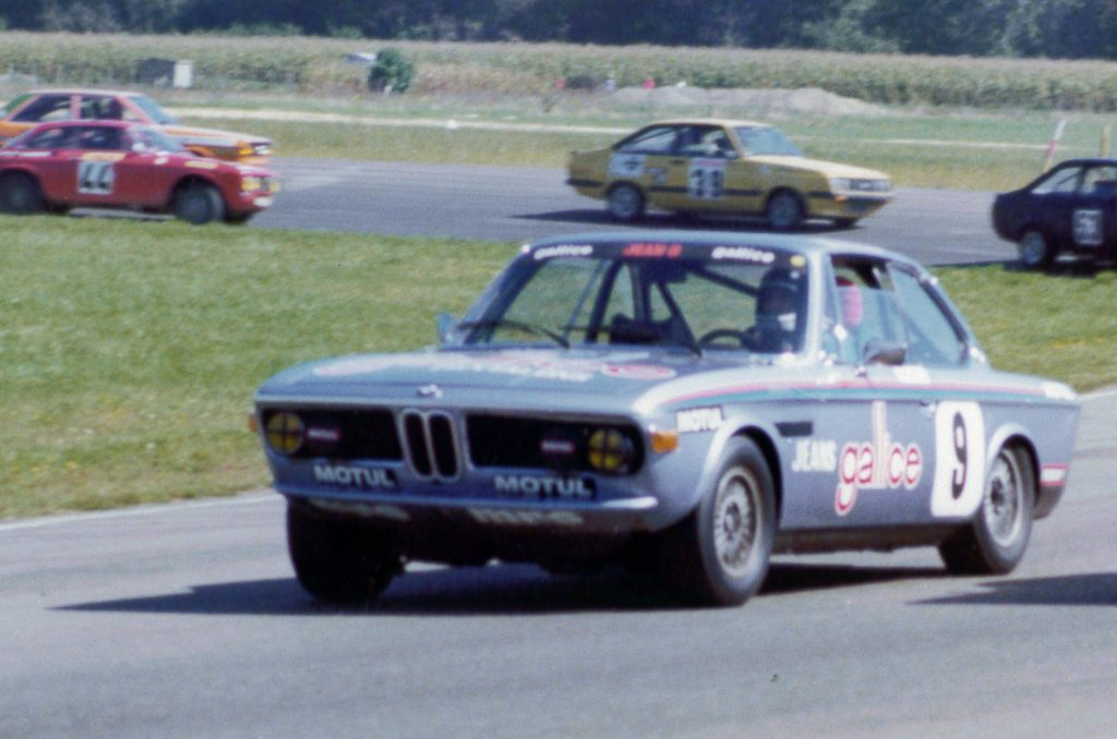 1976 - BMW 30 CSI Production