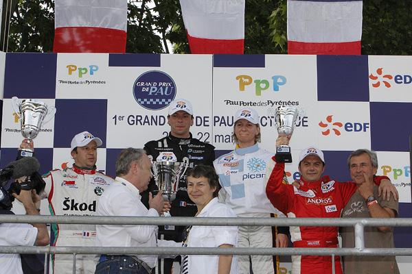 1er GP Elecrique - Pau 2011