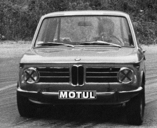 1971 - BMW 2002 TI