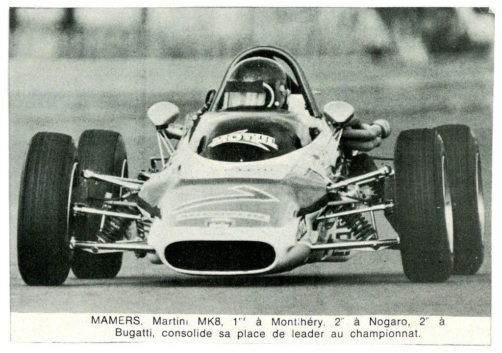 1972 - Martini Mk8