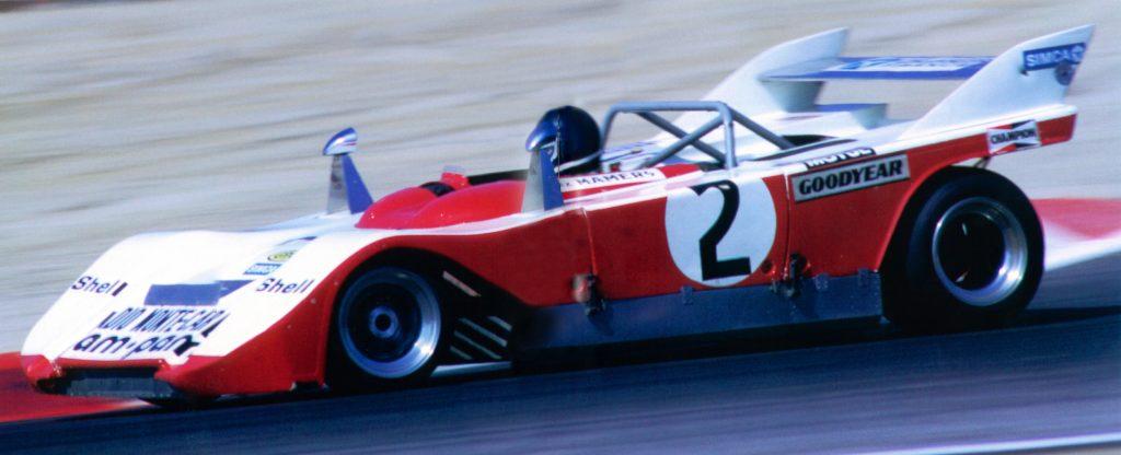 1973 - Grac MT14S Circuit