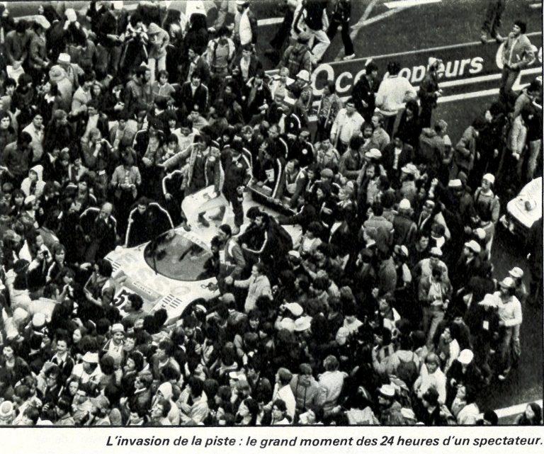 1979, 24H du Mans, victoire de la WM 52 en GTP