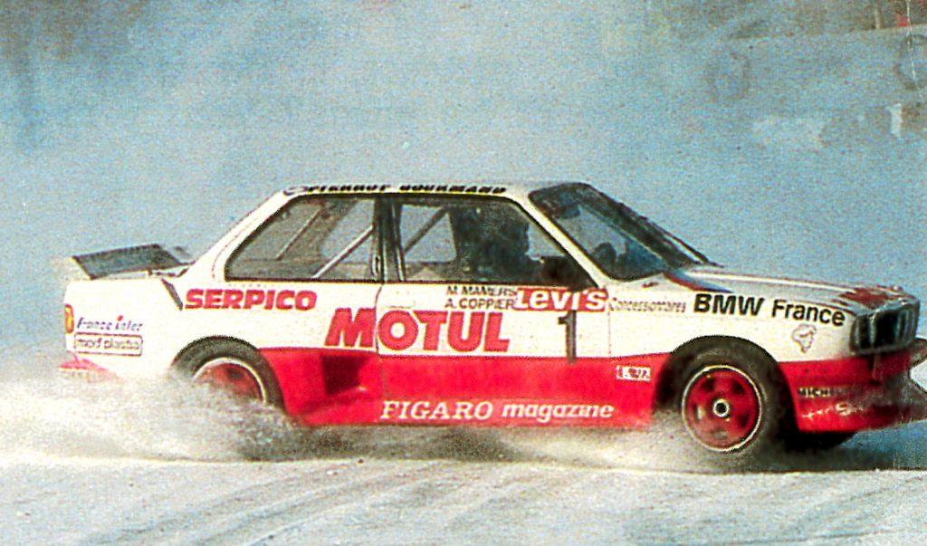 1987 - BMW 325 IX - 24H Chamonix